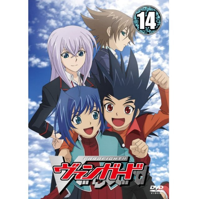 Cardgight Vanguard Vol.14