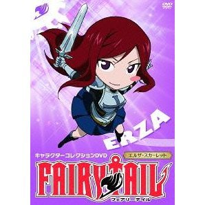 Fairytail Character Collection Erza