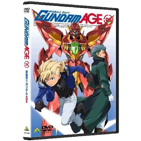 Mobile Suit Gundam AGE Vol.8