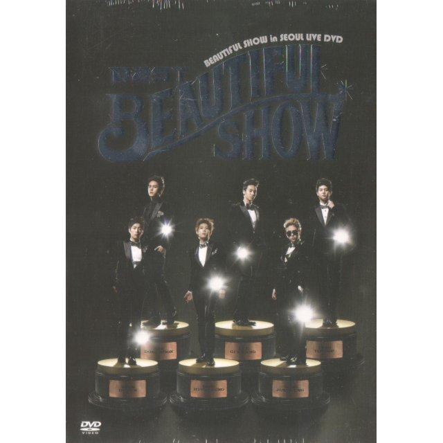 The Beautiful Show In Seoul Live DVD [Limited Edition]
