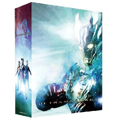 Ultraman Saga DVD Memorial BOX [Limited Edition]