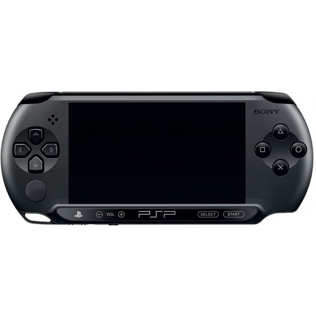 PSP PlayStation Portable Console E1004 (Black)