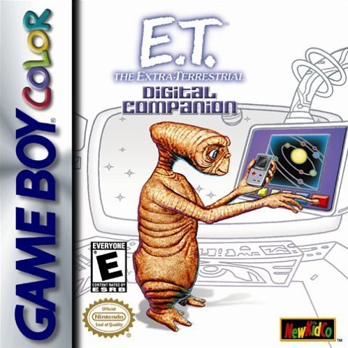E.T. The Extra-Terrestrial: Digital Companion