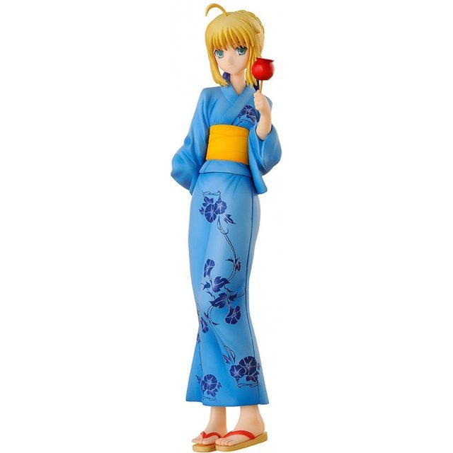 Fate/stay night 1/8 Scale Pre-Painted Figures : Saber: Yukata ver.