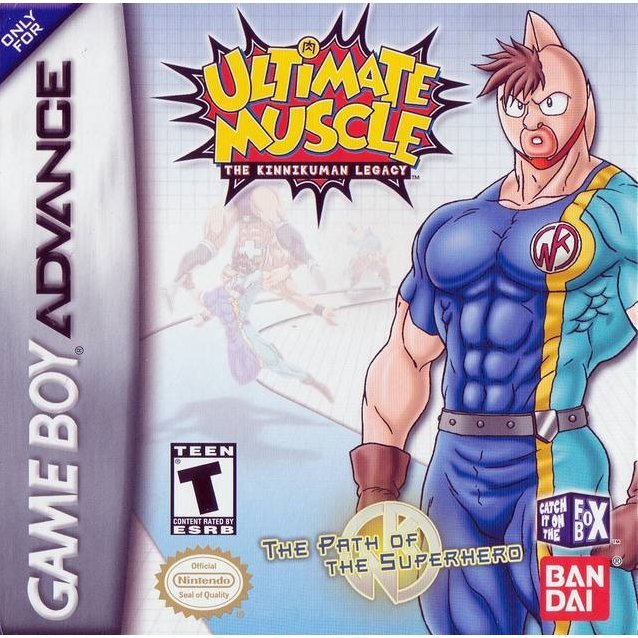 Ultimate Muscle: The Kinnikuman Legacy - The Path of the Superhero
