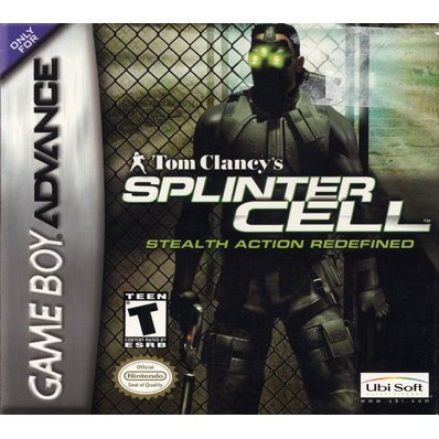 Tom Clancy's Splinter Cell: Stealth Action Redefined
