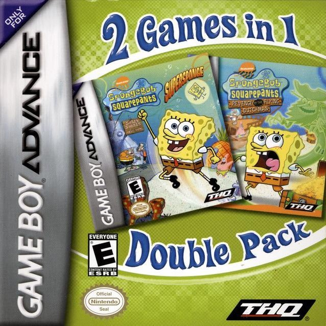 SpongeBob SquarePants: Double Pack
