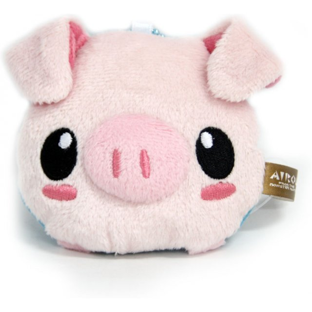 Monster Hunter Airou Plush Face Mascot: Poogie