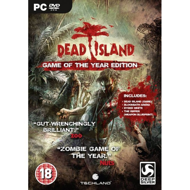 Dead Island (Game of the Year Edition) (DVD-ROM)