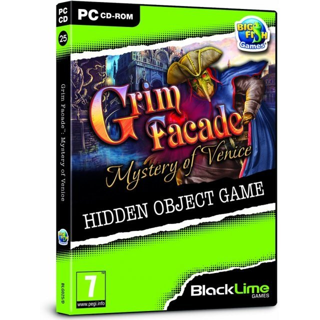 Grim Facade: Mystery of Venice (Black Lime)