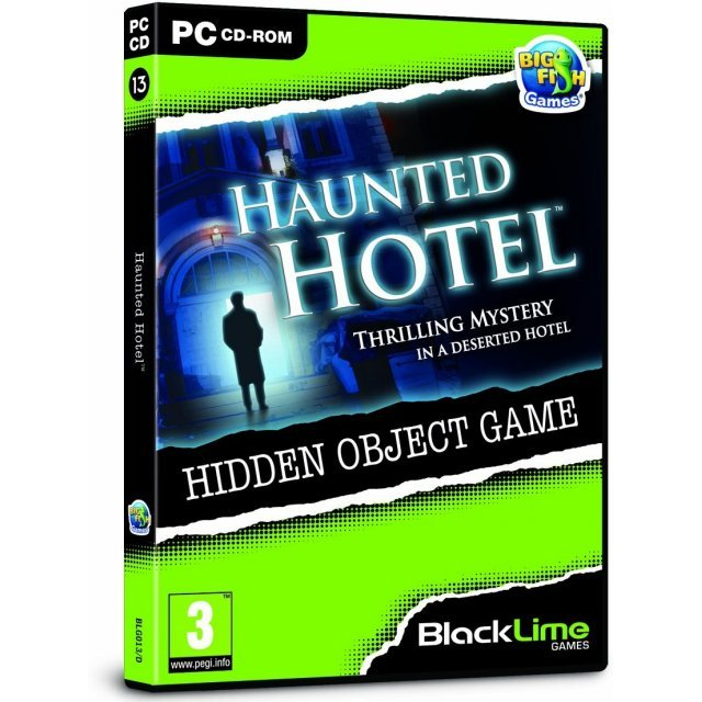 Haunted Hotel (Black Lime)