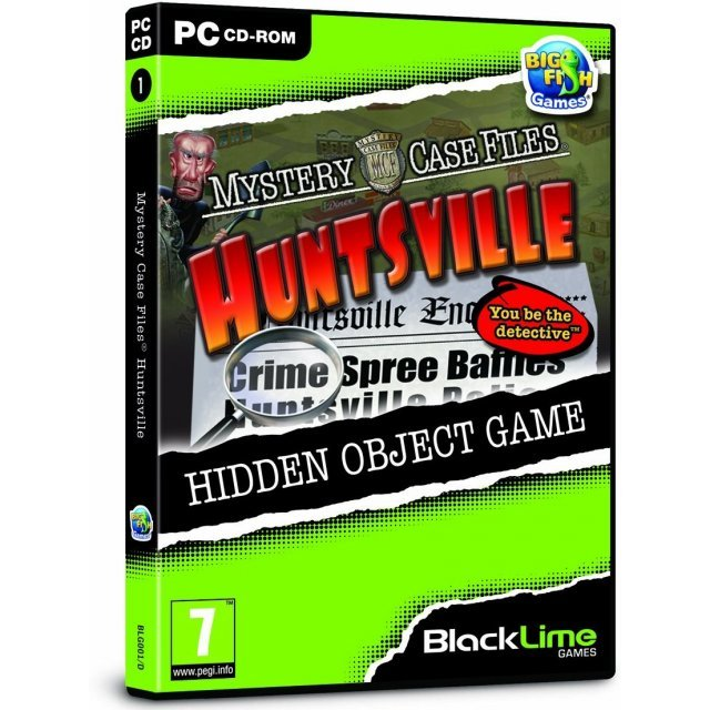 Mystery Case Files: Huntsville (Black Lime)