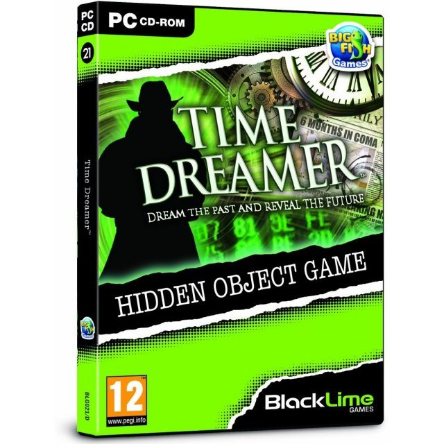 Time Dreamer (Black Lime)