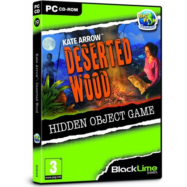 Kate Arrow: Deserted Wood (Black Lime)