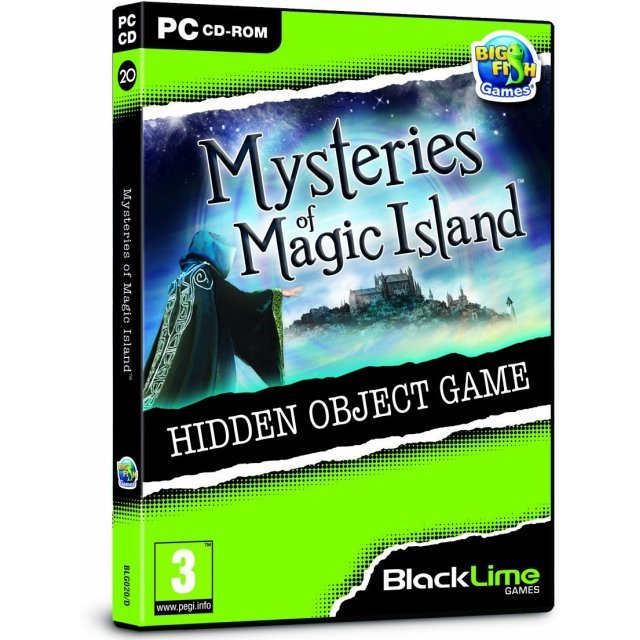 Mysteries of Magic Island (Black Lime)
