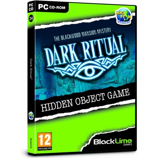 Dark Ritual (Black Lime)