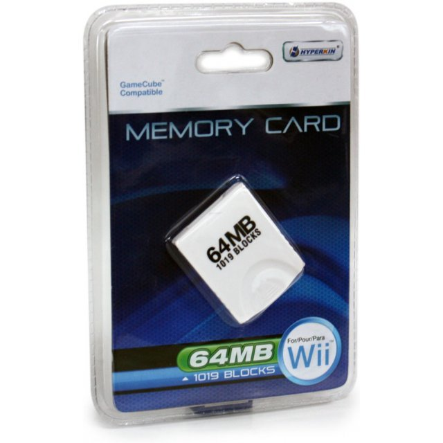 Hyperkin Memory Card 64MB for GameCube/Wii