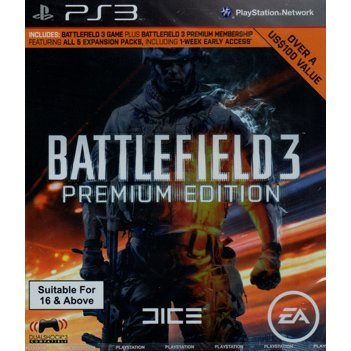 Battlefield 3 (Premium Edition) (English Version)