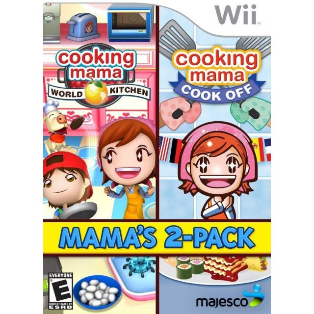 Cooking Mama 2-Pack