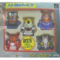 Super Robot Shooting [Super DX Set Limited Edition]