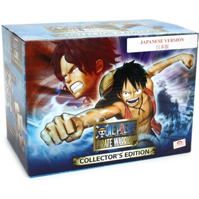 One Piece: Kaizoku Musou (Japanese Version) (Collector's Edition)