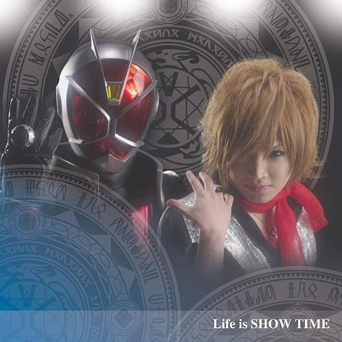 Life Is Show Time [CD+DVD]
