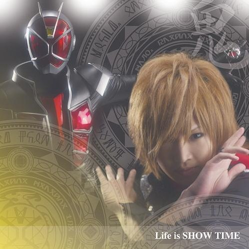 Life Is Show Time Oni [CD+DVD Limited Edition Type A]
