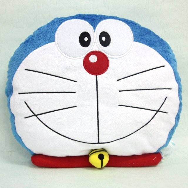 Doraemon Face Cusion Smile Ver.