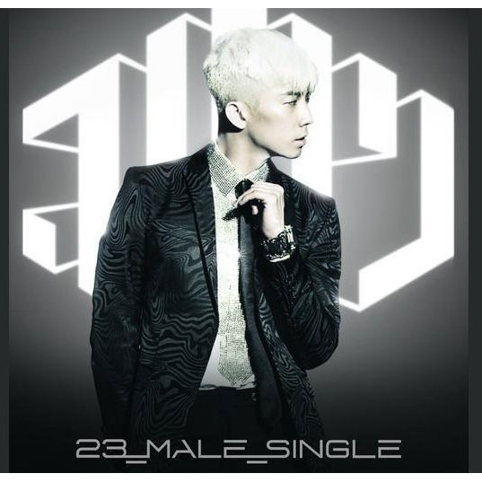 Jang Woo Young Mini Album Vol. 1 - 23, Male, Single [CD+DVD]