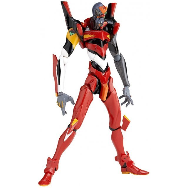 Revoltech Series No.124 - Evangelion: 2.0 You Can (Not) Advance TV Edition: Eva Unit 02 Trailer Ver.