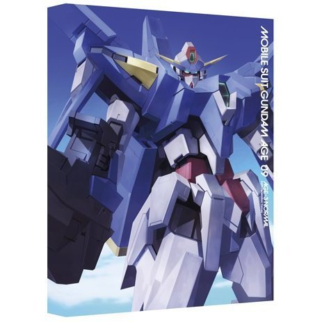Mobile Suit Gundam Age Vol.9 [Deluxe Limited Edition]