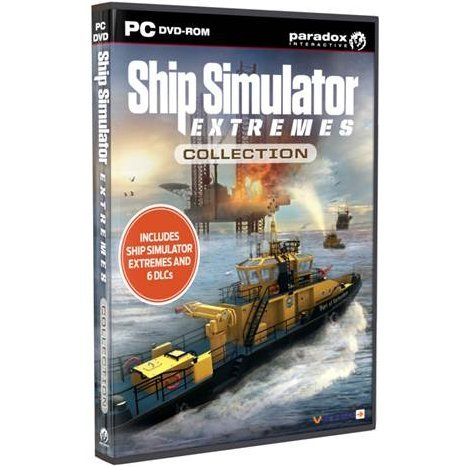 Ship Simulator Extremes Collection (DVD-ROM)