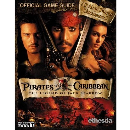 Pirates of the Caribbean: The Legend of Jack Sparrow Prima Official Game Guide