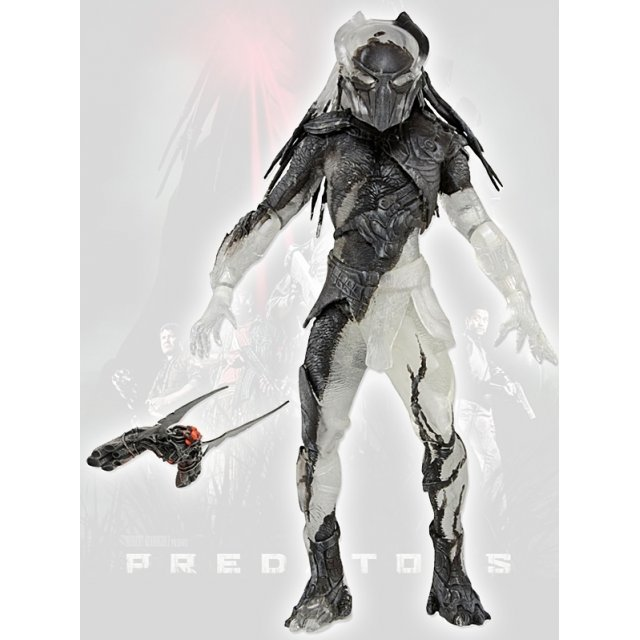Predators 7'' Action Figure Series 7 Pre-Painted PVC Action Figure: Falconer (Mid-Cloaked) w/Bird