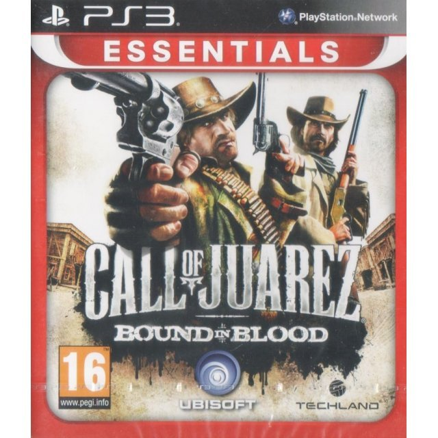 Call of Juarez: Bound in Blood (Essentials)