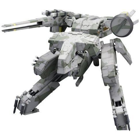 Metal Gear Solid 1/100 Scale Plastic Model Kit: Metal Gear Rex (Re-Run)