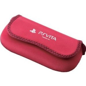 PS Vita Neoprene Soft Case (Red)