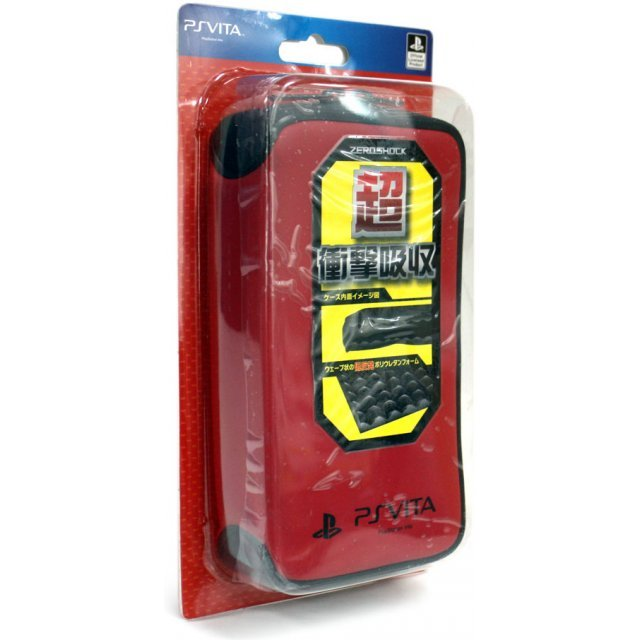 PS Vita Zero Shock Case (Red)