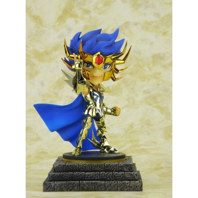 Cosmos Burning Collection - Saint Seiya Non Scale Pre-Painted PVC Figure: Cancer Deathmask