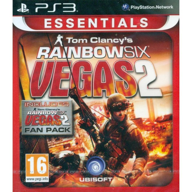 Tom Clancy's Rainbow Six Vegas 2 Complete Edition (Essentials)