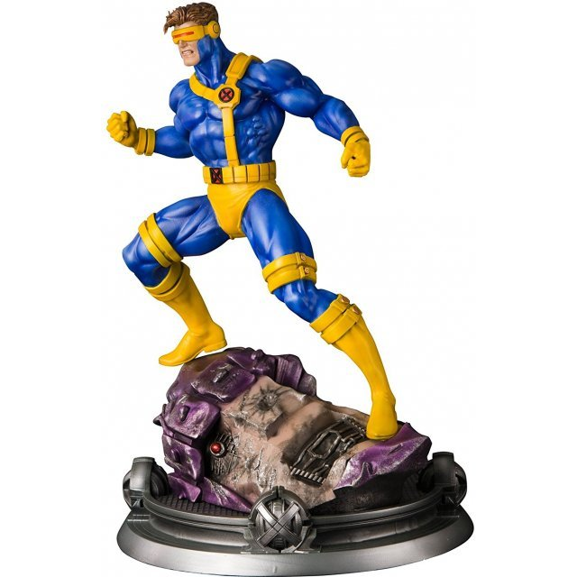 X-Men Danger Room Sessions 1/6 Scale Pre-Painted Cold Cast Fine Art Statue: Cyclops