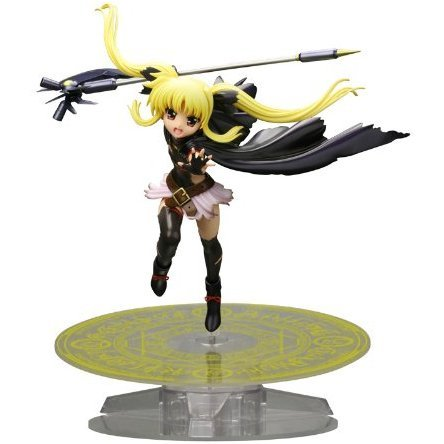 Magical Girl Lyrical Nanoha The Movie 1st 1/8 Scale Pre-Painted  PVC Figure: Fate Testarossa Whole body and soul Ver.