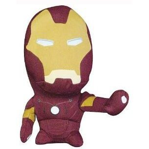 Comic Images Marvel Super Deformed Plush: Iron Man