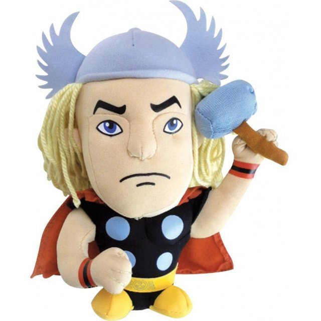 Comic Images Marvel Super Deformed Plush: Thor