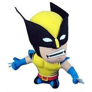 Comic Images Marvel Super Deformed Plush: Wolverine