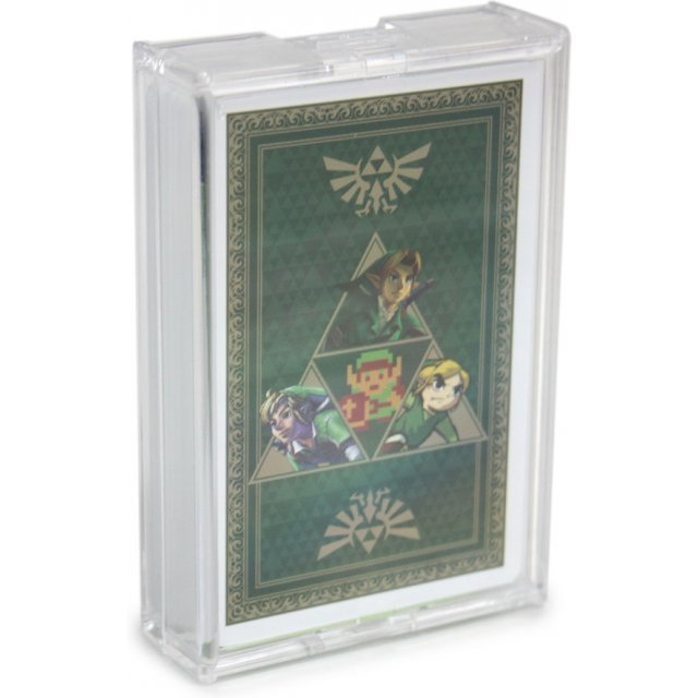 The Legend of Zelda Trump Playing Cards - Neo Version
