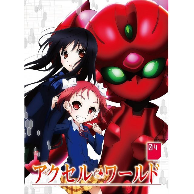 Accel World Vol.4