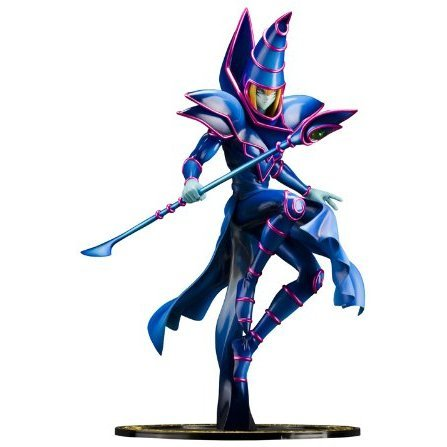 Yu-Gi-Oh! Duel Monsters 1/7 Scale Pre-Painted PVC Figure: Dark Magician