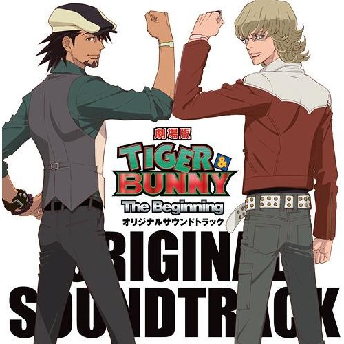 Tiger & Bunny The Beginning Original Soundtrack