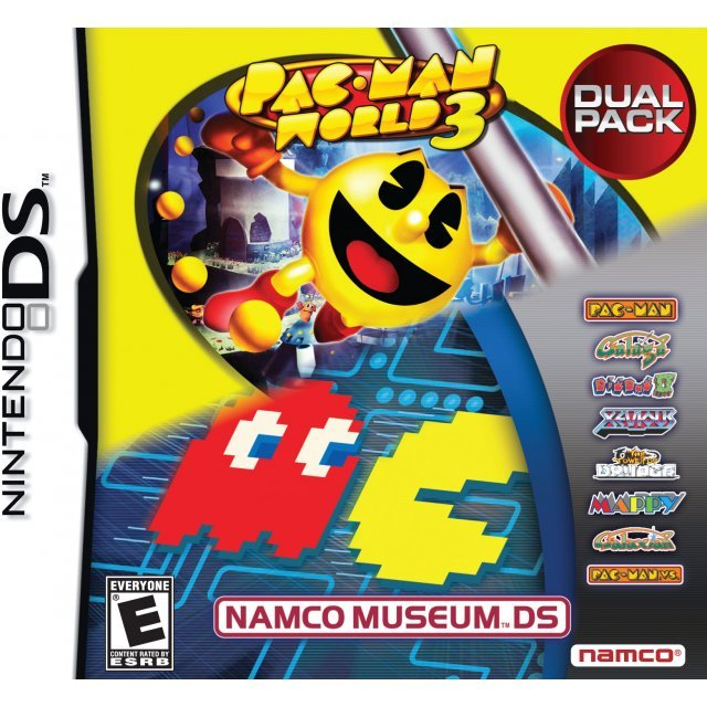 Namco Museum / Pac-Man World 3 Bundle